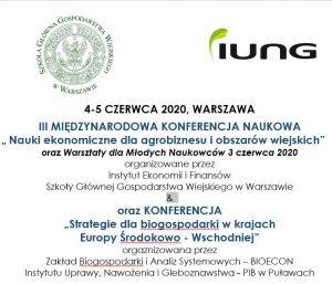 Zaproszenie na konferencję ESARE 3
