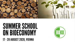 Euroleague's Summer School on Bioeconomy 2020