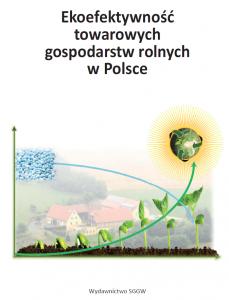 Ekoefektywność polskich gospodarstw rolnych
