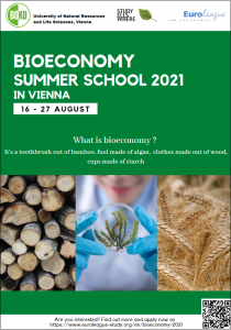 Invitation to ELLS Summer School on Bioeconomy 2021