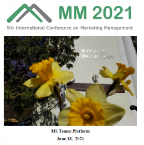 Invitation to the 5th International Conference on Marketing Management